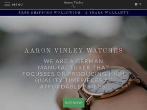 Aaron Vinley Watches