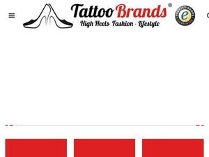 Tattoobrands.de Gutscheine & Cashback im August 2020