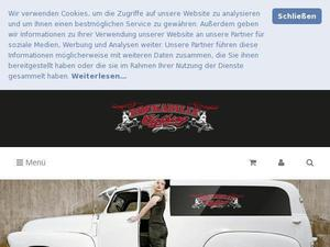 Rockabilly-clothing.de Gutschein & Cashback