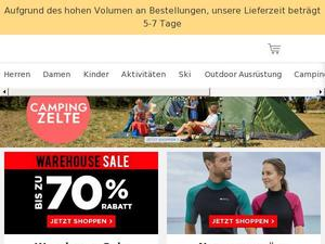 Mountainwarehouse.com Gutschein & Cashback