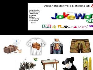 Jokeworld-shop.de Gutschein & Cashback