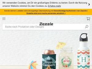 Zazzle.de Gutschein & Cashback