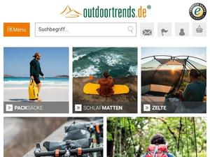 Outdoortrends.de Gutschein & Cashback