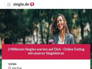 Single.de Gutschein & Cashback