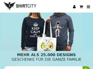 Shirtcity.at Gutschein & Cashback