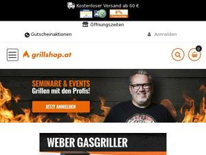 Grillshop.at Gutschein & Cashback