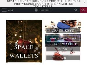 Spaceproducts.de Gutscheine & Cashback im Oktober 2020