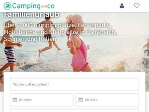 Camping-and-co.com Gutschein & Cashback