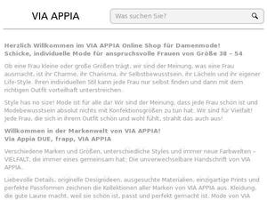 Via-appia-mode.de Gutscheine & Cashback im September 2020
