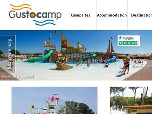 Gustocamp.co.uk Voucher & Cashback